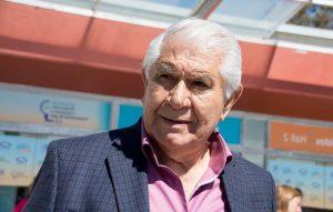 Pereyra dijo que Jorge Sapag sería buen candidato para presidir YPF