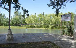 Obras en balnearios: cierran el acceso al Albino Cotro y un sector del Sandra Canale