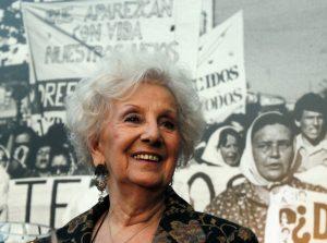 Radio y Televisión del Neuquén producirá un documental sobre Estela de Carlotto