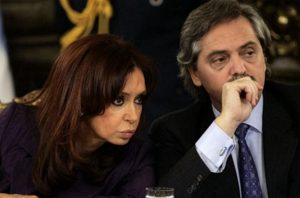 Elecciones 2019: Cristina anunció que será la candidata a vice de Alberto Fernández