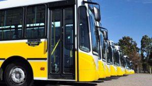 Paran los choferes de Autobuses Neuquén