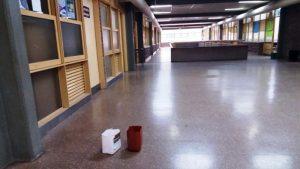 Reinicio de clases: No hay certezas sobre las reparaciones en las escuelas