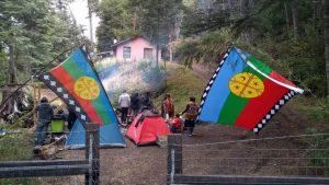Villa la Angostura: Quieren acusar de «usurpación» a la comunidad Paicil Antriao