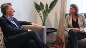 Marina Simian: «La ciencia y la tecnología es clave para el desarrollo del país»