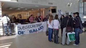 Renuncia en hospitales: El subsecretario de Salud dijo que los directores no presentaron formalmente el pedido