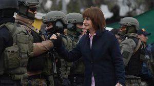 La APDH denunció penalmente a Patricia Bullrich