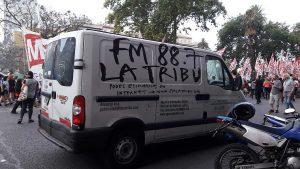 Triunfo colectivo para FM La Tribu