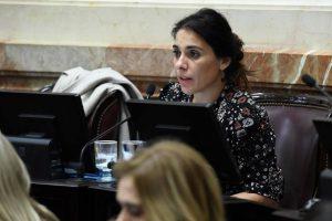 Lucila Crexell dijo que es necesaria una reforma laboral sin flexibilización