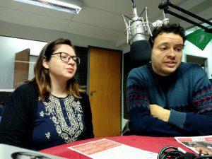 Elecciones municipales: Lucas Ruíz planteó la necesidad de crear una alternativa para «los de abajo»