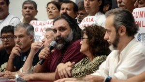 CTERA anunció un paro nacional y ATEN se movilizará