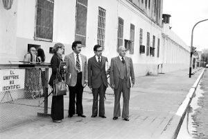 Derechos Humanos: Se cumplen 40 años de la visita de la CIDH