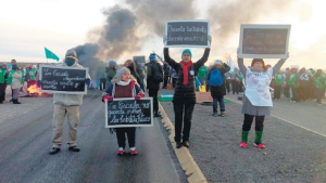 Docentes de Neuquén paran en solidaridad con sus pares de Chubut