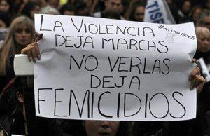 Neuquén entre las 10 provincias con mayor tasa de femicidios del país