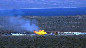 La Fiscalía de Delitos Ambientales investiga el incendio en Loma La Lata