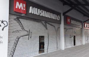 Musimundo despidió 300 trabajadores y cerró locales en todo el país