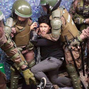 Chile: Denuncian abusos y violaciones de carabineros a mujeres
