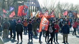 Los movimientos sociales esperan ser recibidos por el gobierno