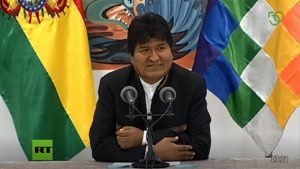Suspenden la visita de Evo Morales a Neuquén