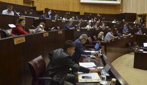 La Legislatura aprobó el Presupuesto 2020 para la Provincia