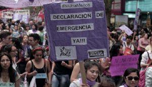 Emergencia en violencia de género: Convocan a una audiencia pública en la Legislatura