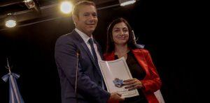 Neuquén: Andrea Peve asumió como Ministra de Salud