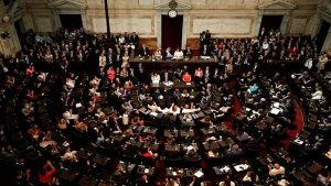 Congreso de la Nación: El miércoles se trata la ley de Solidaridad Social