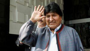 Evo Morales llegará a Neuquén en la última semana de enero