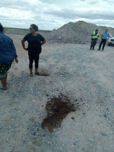 La comunidad mapuche Campo Maripe denuncia la intromisión de un privado en territorio comunitario