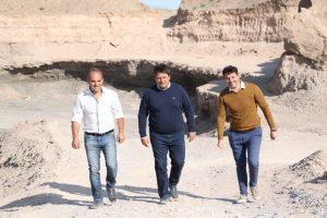 Ciudad de Neuquén: Anunciaron la creación de la cantera municipal