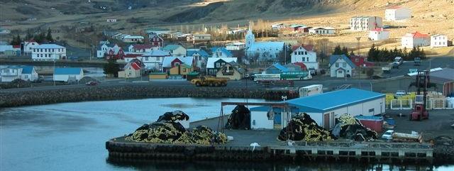 Series de Islandia