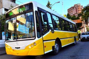 Neuquén: No habrá aumento en el transporte público