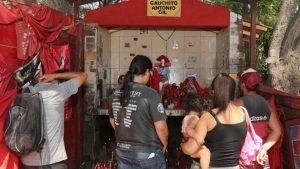 Vista Alegre: Tres mil fieles llegan cada año para rendir homenaje al Gauchito Gil