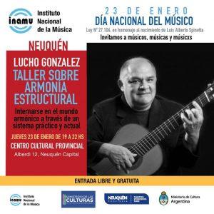 INAMU en Neuquén: Taller sobre armonía estructural