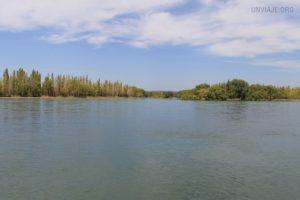 Aumenta el caudal del río Limay