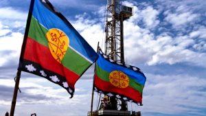 Rechazan la instalación de un oleoducto en territorio mapuche