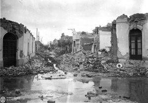 Terremoto e Identidad