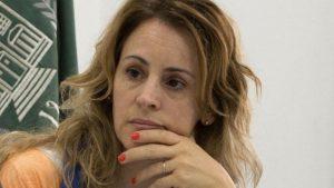 Lorena Parrilli dijo que Gutiérrez tomó deuda de forma «monstruosa»