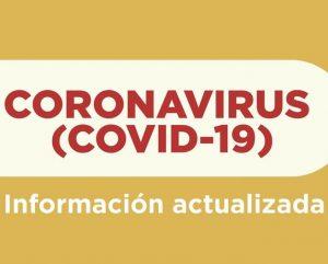 Coronavirus: Parte del gobierno provincial