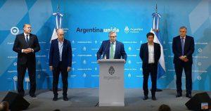 Coronavirus: Alberto Fernández decretó Aislamiento Social Obligatorio