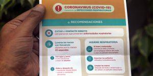 El Gobierno provincial anunció nuevas medidas de prevención contra el Coronavirus