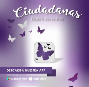 Lanzan una App para mujeres víctimas de violencia de género