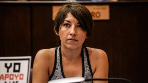 Patricia Jure denuncia que los números del sistema de salud son alarmantes