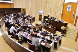 Legislatura: Aprueban la ley de emergencia sanitaria