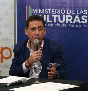 Aislamiento obligatorio: Cómo trabaja el Ministerio de las Culturas de Neuquén
