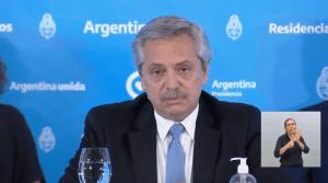 Alberto Fernández anunció la extensión del Aislamiento Obligatorio hasta el 10 de mayo