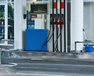 La venta de combustibles cayó un 90%