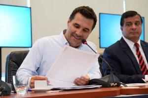 Darío Martínez propone que el proyecto de impuesto extraordinario incluya una alícuota progresiva