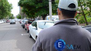 Los trabajadores del Estacionamiento Medido en Neuquén no saldrán a la calle