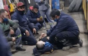 Mecánico herido en Autobuses Neuquén: «Siempre tenemos situaciones que corregir y sancionar»