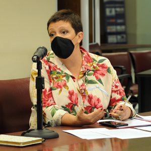 Soledad Martínez dijo que Gerez quiere reformar el sistema de prisión preventiva permanentemente